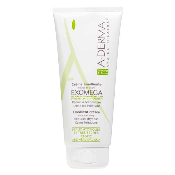 Kem dưỡng da Aderma Exomega Emollient Cream 200ml chính là sản phẩm kem chăm sóc da khô đến rất khô