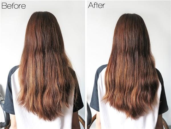 Kem ủ tóc Shiseido có tác dụng chống oxy hóa, điều hòa bề mặt lớp biểu bì tóc