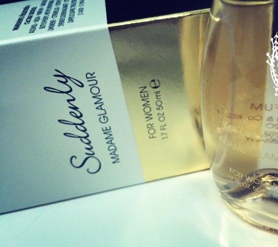 Combo Nước Hoa Suddenly Madame Glamour 50ml Cho Nữ Và Son Kem Lì 3CE Velvet Lip Tint Đẹp Khó Cưỡng Near And Dear - Hồng Đất