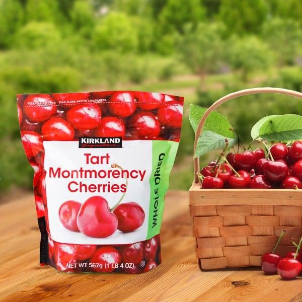 Quả Cherry Mỹ sấy khô Kirkland 567g