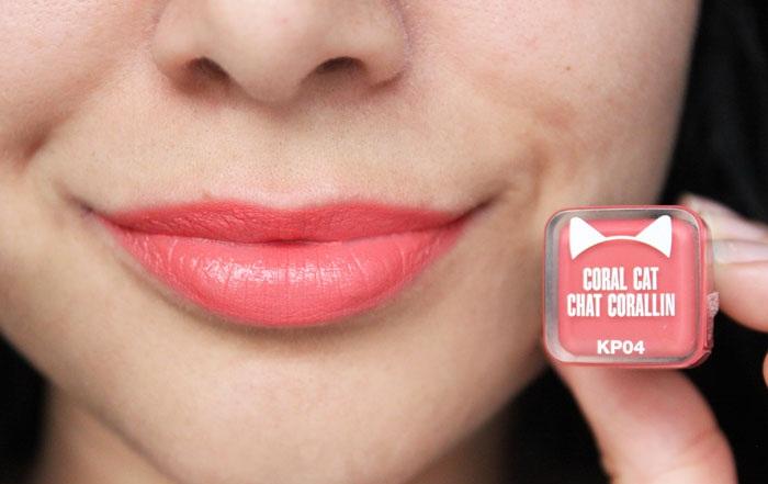 Son thỏi Covergirl Katy Kat Matte Lipstick 5