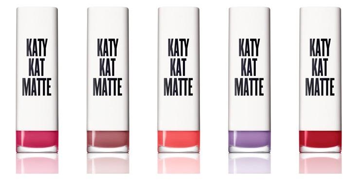 Son thỏi Covergirl Katy Kat Matte Lipstick là dòng son kết hợp giữa hãng mỹ phẩ CoverGirl và cô nàng ca sĩ nổi tiếng Katy Perry với chất son siêu lì