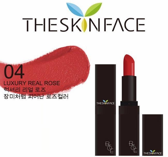 Son The Skin Face Luxury Bote Lipstick Hàn Quốc 5