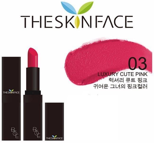 Son The Skin Face Luxury Bote Lipstick Hàn Quốc 4