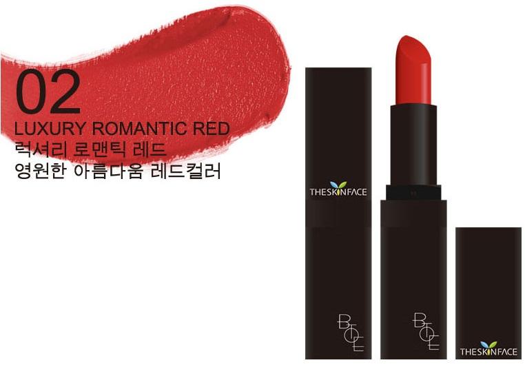 Son The Skin Face Luxury Bote Lipstick Hàn Quốc 3