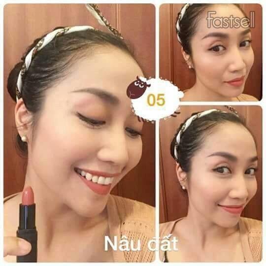 Son The Skin Face Luxury Bote Lipstick Hàn Quốc 6