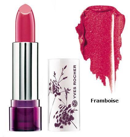 Framboise: sắc đỏ ngọt ngào của trái phúc bồn tử