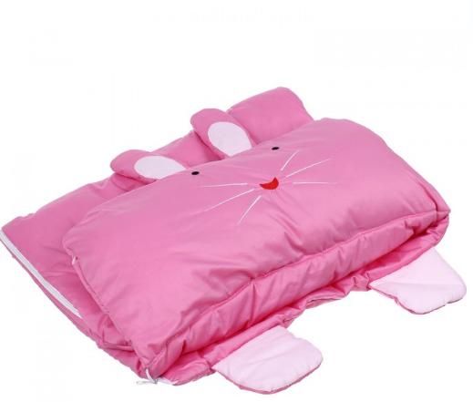 Phần gối may liền với túi ngủ giúp bé yêu nằm đúng tư thế, tuần hoàn máu tốt, dễ dàng đi vào giấc ngủ