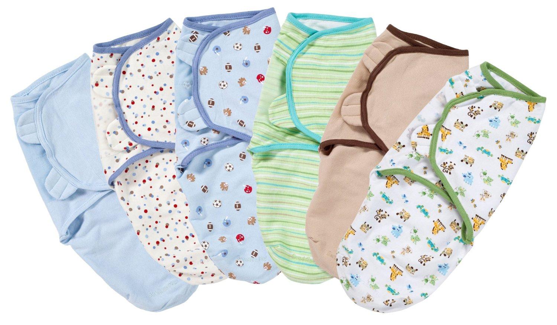 Túi ngủ sơ sinh nhập Mỹ Summer Infant SM74040 nhiều màu sắc