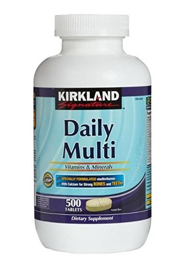 Multivitamin Kirkland - vitamin tổng hợp hỗ trợ bù đắp dinh dưỡng thiếu hụt trong chế độ ăn
