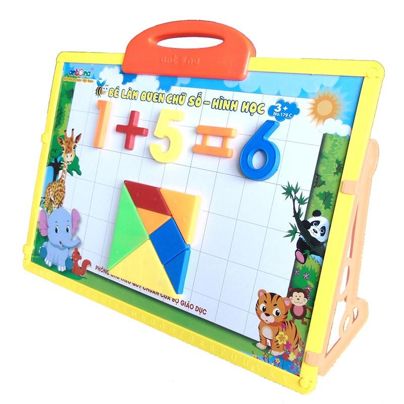 Bảng nam châm Antona cho bé – 5 trong 1 No.180 giá rẻ tại hà nội