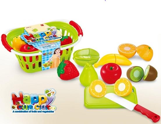 Bộ sản phẩm có 8 loại quả gần gũi trong cuộc sống hàng ngày