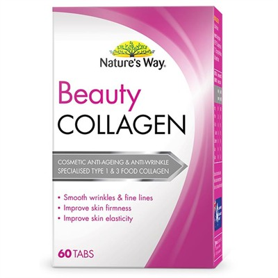 Viên Uống Collagen Nature's Way Của Úc
