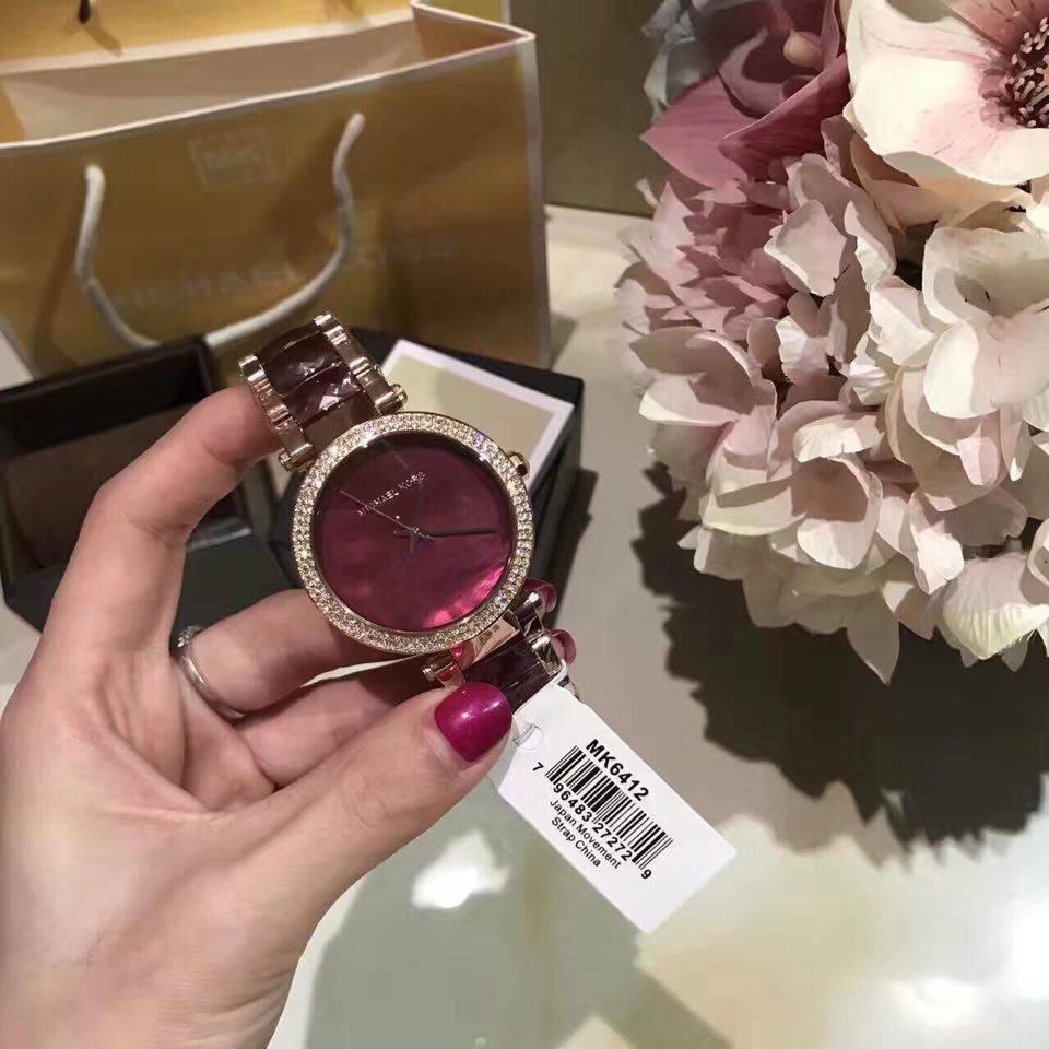 Đồng hồ Michael Kors MK6412 thiết kế tinh xảo cho nữ