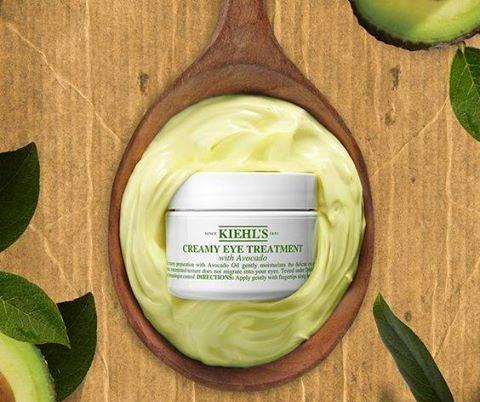 Kem dưỡng mắt Kiehl's Creamy Eye Treatment with Avocado 3
