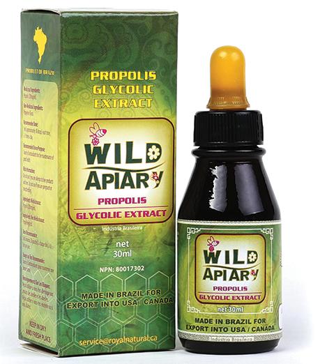 Keo ong xanh cô đặc 60% Brazil Wild Apiary