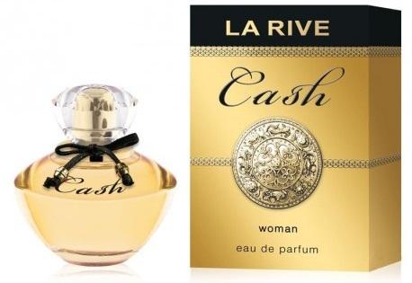 Nước hoa La Rive Cash Women 90ml dành cho nữ giới với hương thơm tươi trẻ, quyến rũ