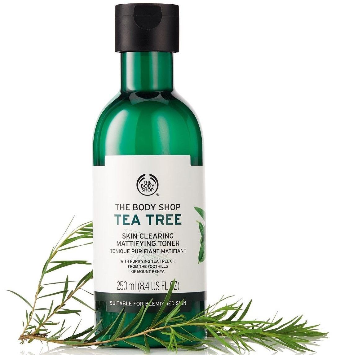 Nước cân bằng dành cho da mụn Tea Tree Skin Clearing Toner