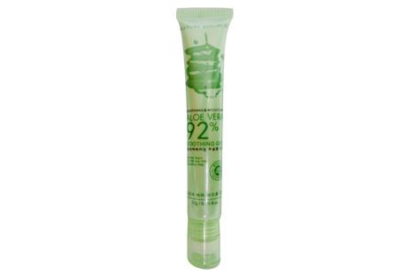 Lăn trị thâm quầng mắt dạng Gel lô hội Nature Republic Aloe Vera 92% tinh chất nha đam