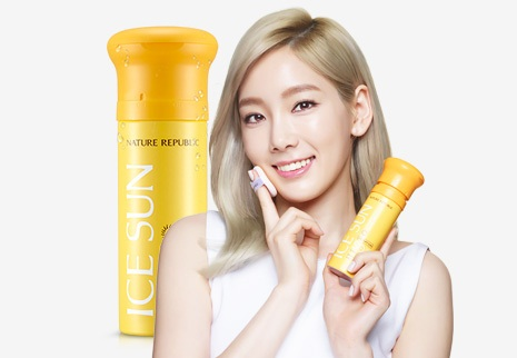Kem Chống Nắng Nature Republic Ice Sun SPF50