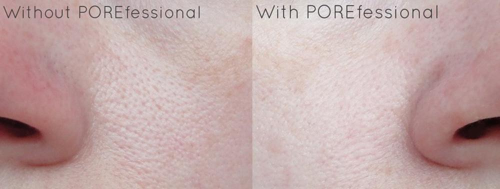 Kem lót Benefit The Pore fessional giúp thu nhỏ các lỗ chân lông lớn, làm phẳng mịn những nếp nhăn, khiến làn da của bạn trở nên mịn màng