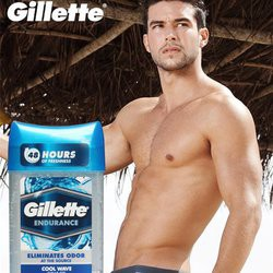 Lăn Khử Mùi Gillette Endurance Cool Wave Clear Gel