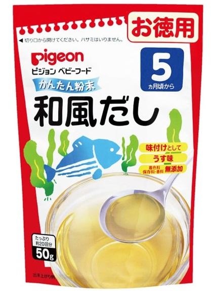 Bột Dashi Pigeon Nhật Bản 50g