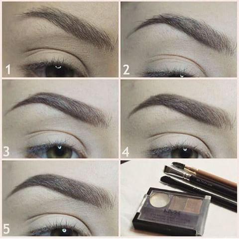 Với công thức pha trộn đặc biệt, bột tán lông mày Nyx Eyebrow Cake Powder giúp bạn kẻ được những đường nét lông mày thanh tú