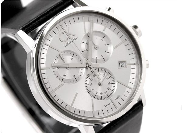 2 mặt số phụ đặc trưng của chiếc đồng hồ Chronograph