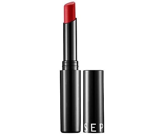Son Sephora 19 màu đỏ thuần chất son lì dạng thỏi có khả năng giữ màu lên đến 10 giờ đồng hồ