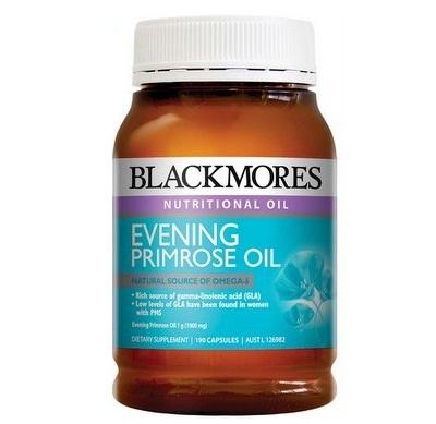Tinh dầu hoa Anh Thảo Blackmores Evening Primrose Oil 190 viên nang