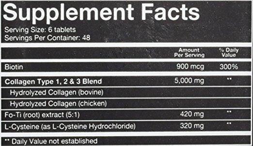 Viên uống Collagen Youtheory Men's Type 1, 2 & 3 dành cho nam