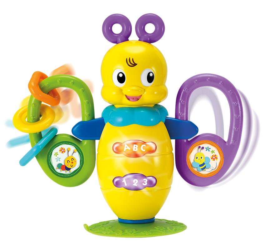 Đồ chơi cho trẻ sơ sinh chú ong biết hát Winfun 0612