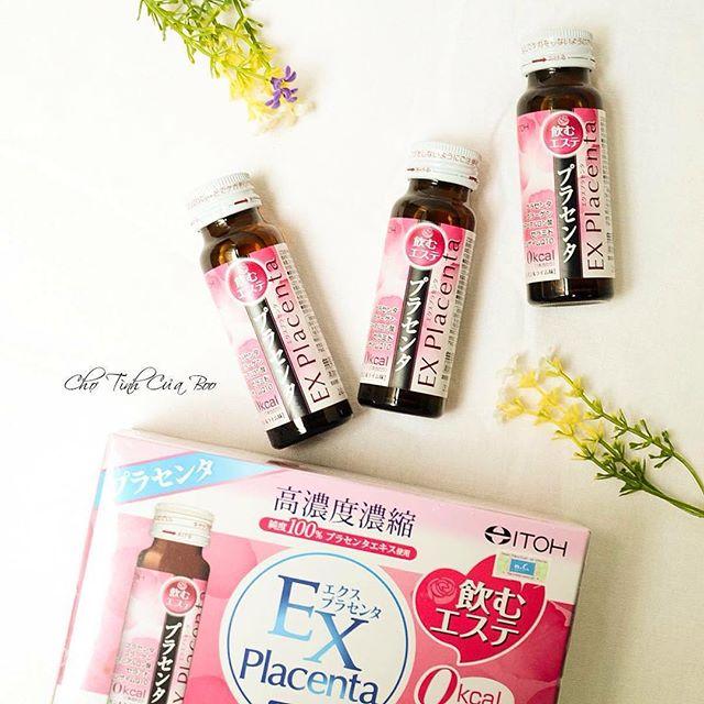 EX Placenta cung cấp các protein, vitamin và các amino axit thiết yếu làm đánh thức nguồn năng lượng cho làn da