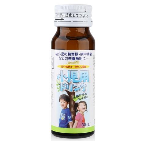 Toploan giúp tăng cường quá trình trao đổi chất trong cơ thể, tăng chuyển hóa Glucid giúp bé ăn ngoan miệng hơn