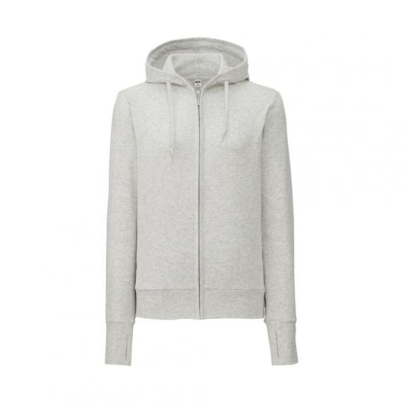 Áo chống nắng Uniqlo nữ Nhật Bản màu xám ghi - 02 light gray mẫu 2017