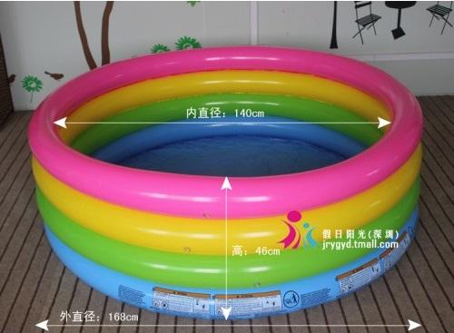 Bể bơi phao 4 tầng cho bé Intex 56441 giá rẻ