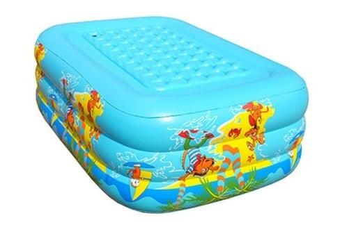 Bể bơi phao 3 tầng cho bé Summer Sea C015