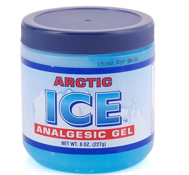 Dầu lạnh xoa bóp giảm đau nhức Arctic Ice Analgesic Gel 227g của Mỹ