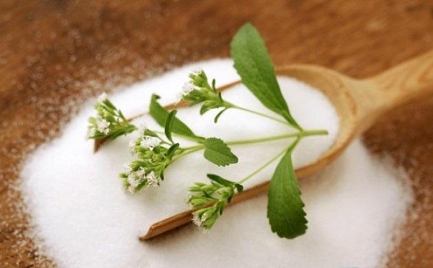 Đường ăn kiêng cỏ ngọt Hermesetas Stevia có thể sử dụng thay thế đường từ mía