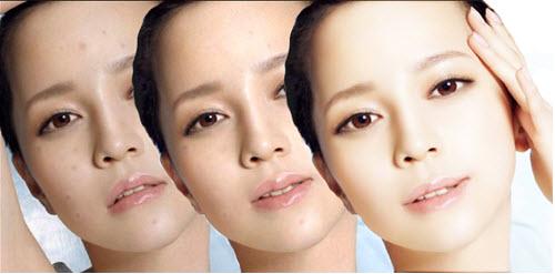 Mặt nạ collagen Kanebo Kracie 3D khiến làn da bạn trắng dần trông thấy