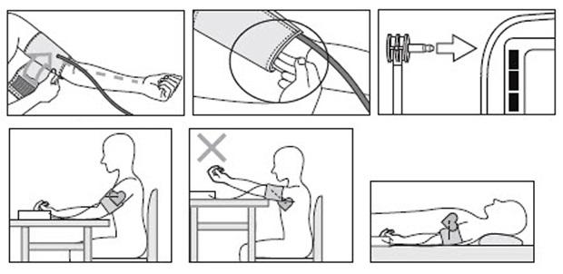 Hướng dẫn sử dụng máy đo huyết áp bắp tay Beurer BM40