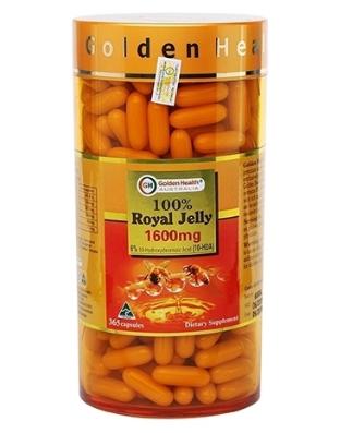 Sữa ong chúa Golden Health 1.600mg 1