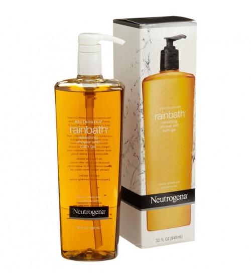 Sữa tắm Neutrogena Rainbath 1182ml chứa thành phần thảo dược cao cấp