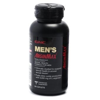 Viên uống bổ sung vitamin tổng hợp cho nam GNC Arginmax của Mỹ