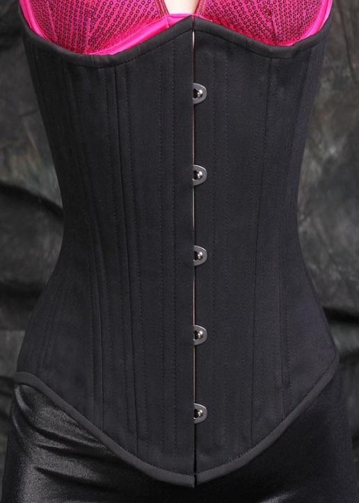 Đai định hình Corset có 2 màu be và đen cho bạn lựa chọn