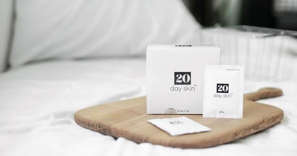 20 Day Skin – Trị mụn, trắng da, chống lão hóa