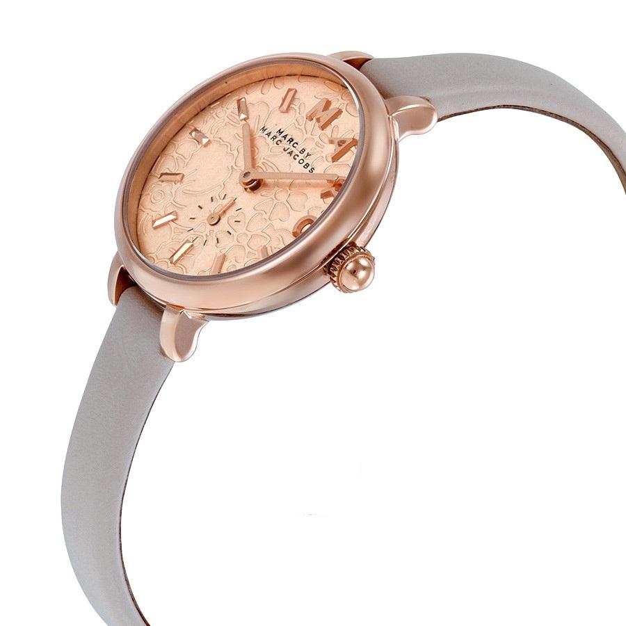 Case đồng hồ mạ vàng hồng sang trọng, thời thượng