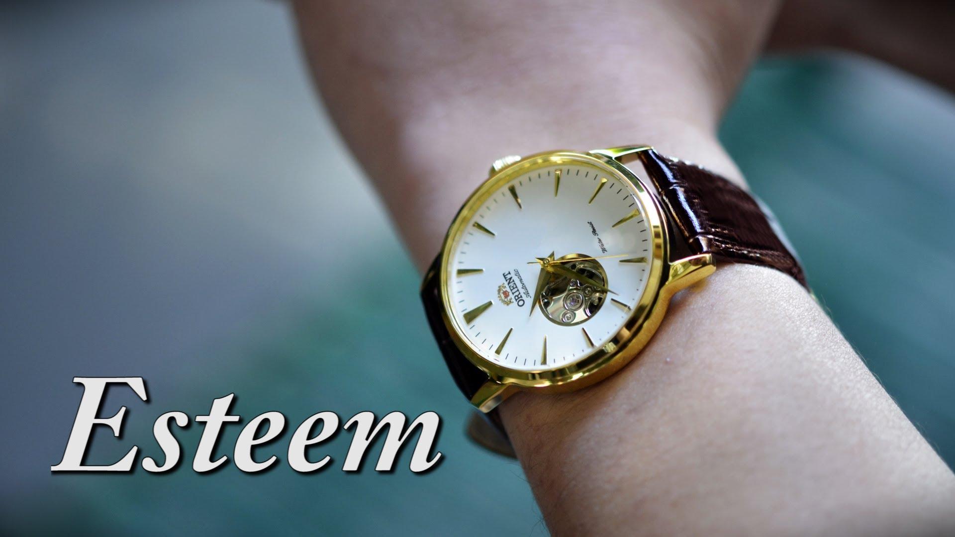 Chiếc đồng hồ Orient nam trên tay nam tính, lịch lãm