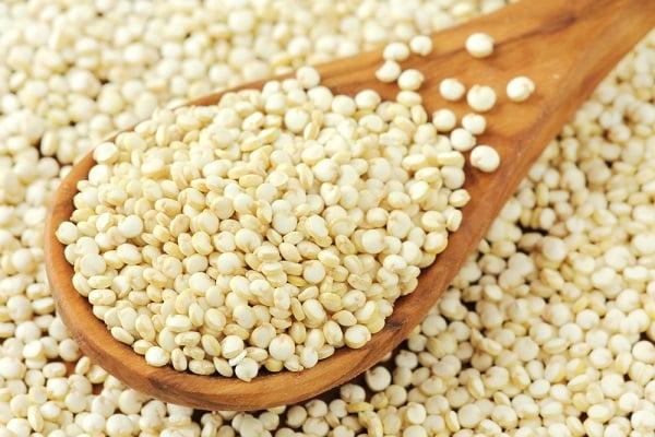 Hạt Quinoa phù hợp với mọi lứa tuổi, người ăn chay, người giảm cân